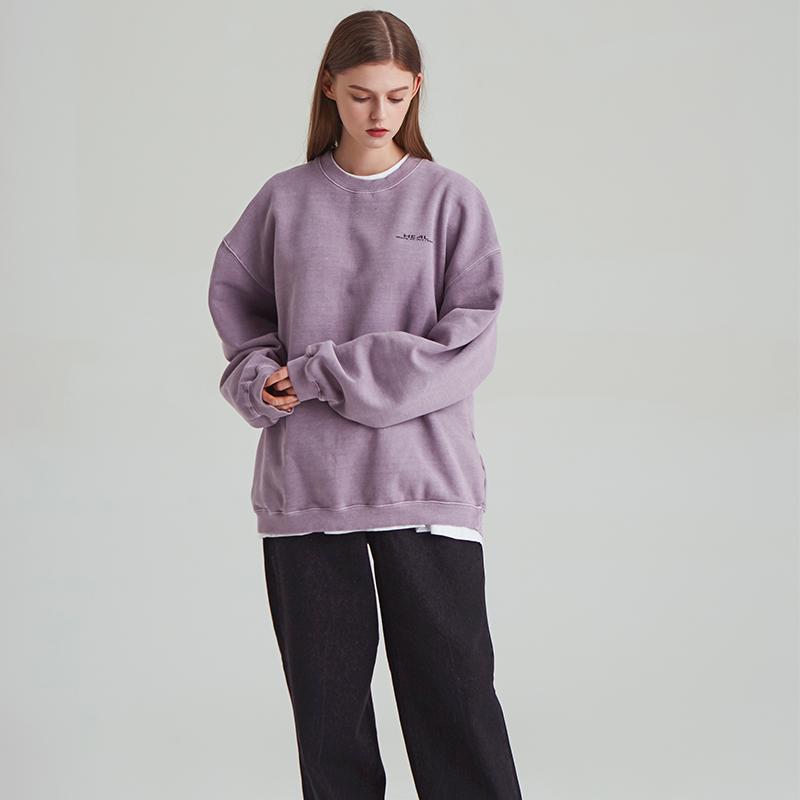 [unisex] tie dye mtm (lavender)
