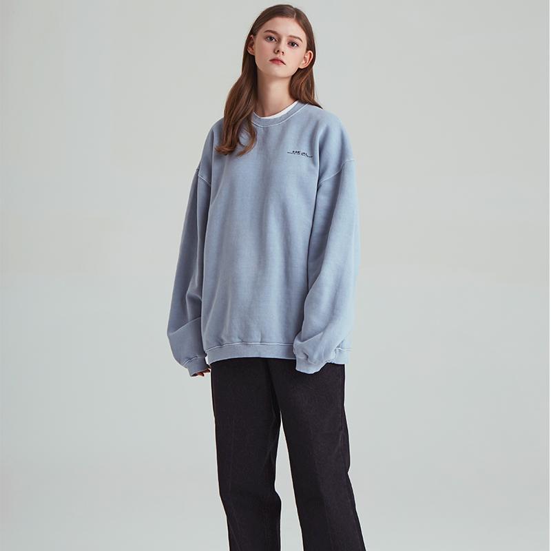 [unisex] tie dye mtm (sky blue)