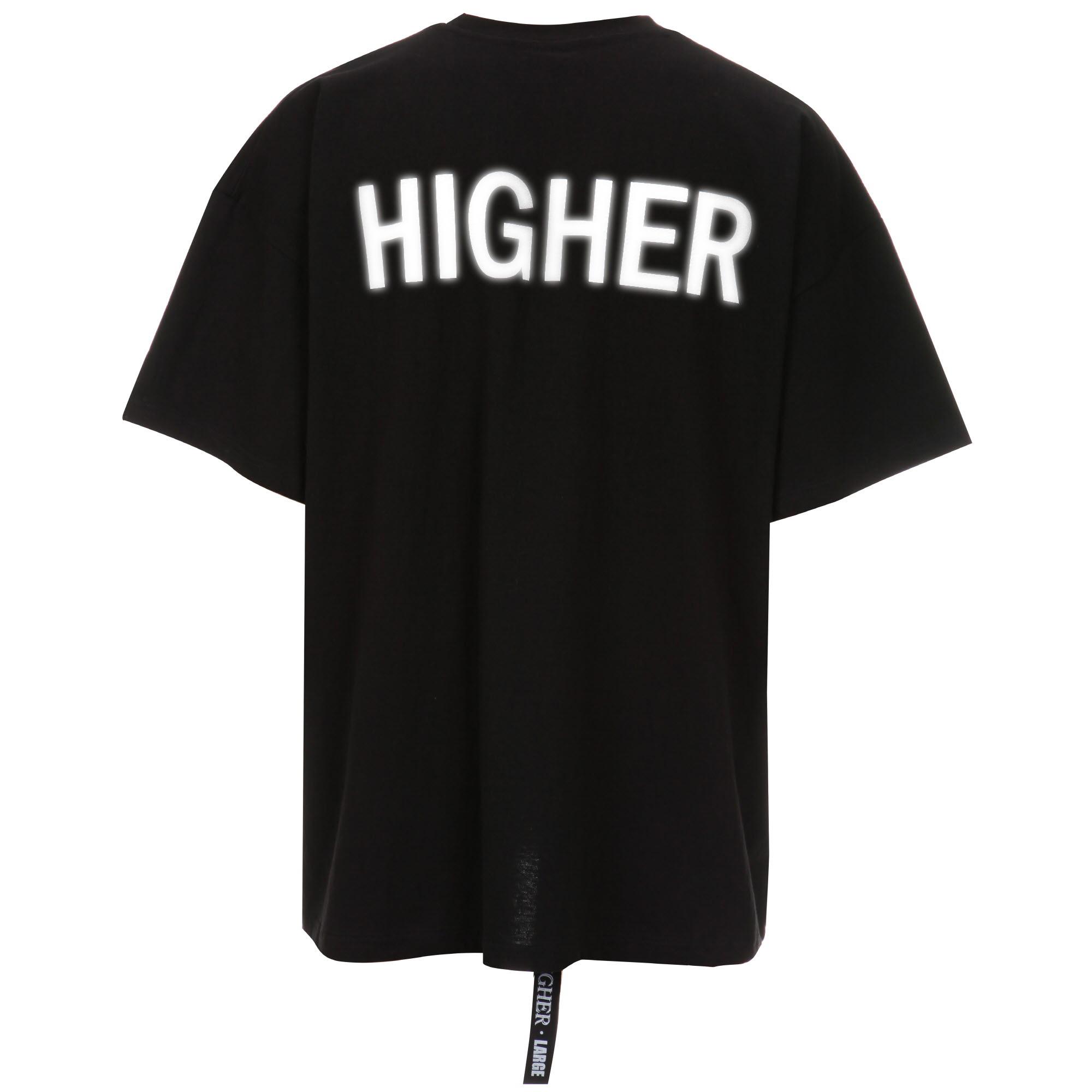 하이어 스카치 티셔츠 / 블랙