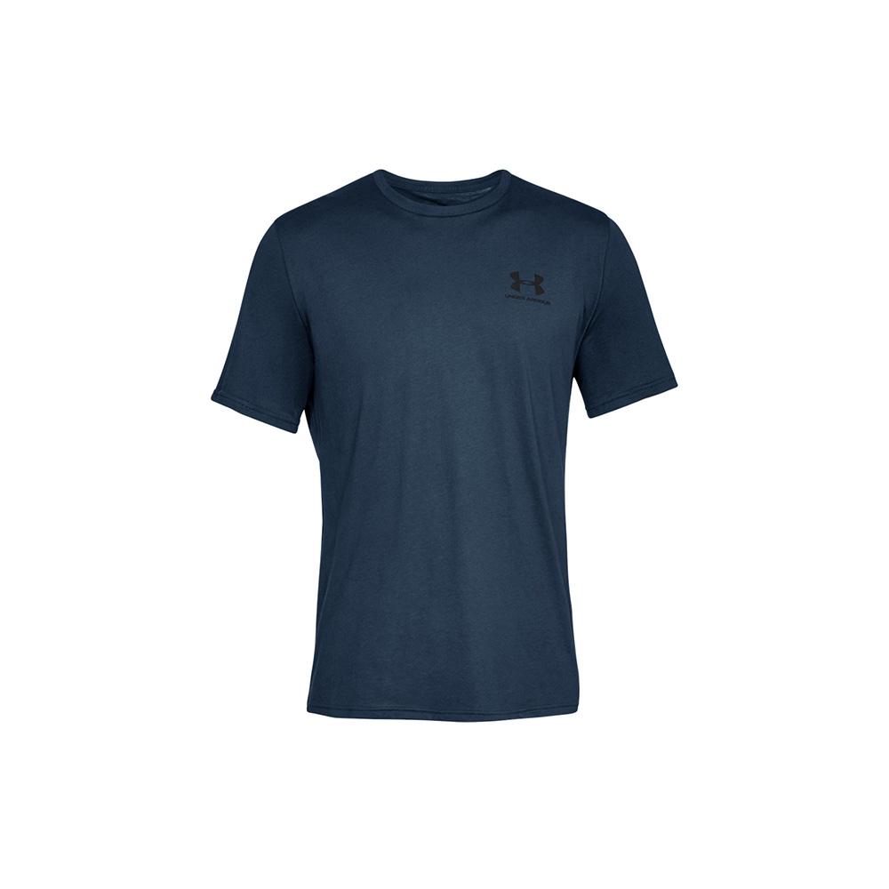 [국내]언더아머 레프트 체스트 티셔츠 / 1326799-408