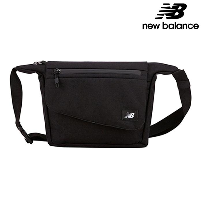 [국내]뉴발란스 NBGC8F7203-BK 후드 크로스백 힙색 가방