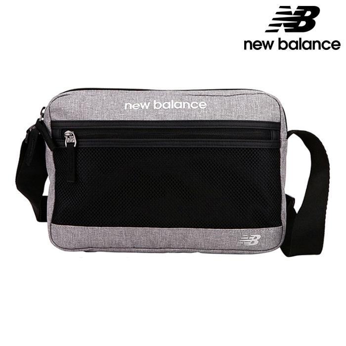 [국내]NBGC8F7202-GR 뉴발란스 팝 크로스백 힙색 가방
