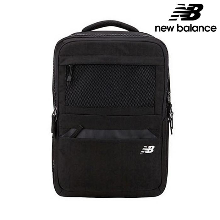 [국내]뉴발란스 NBGC8F7101-BK 3D 스퀘어 백팩 가방 스포츠백