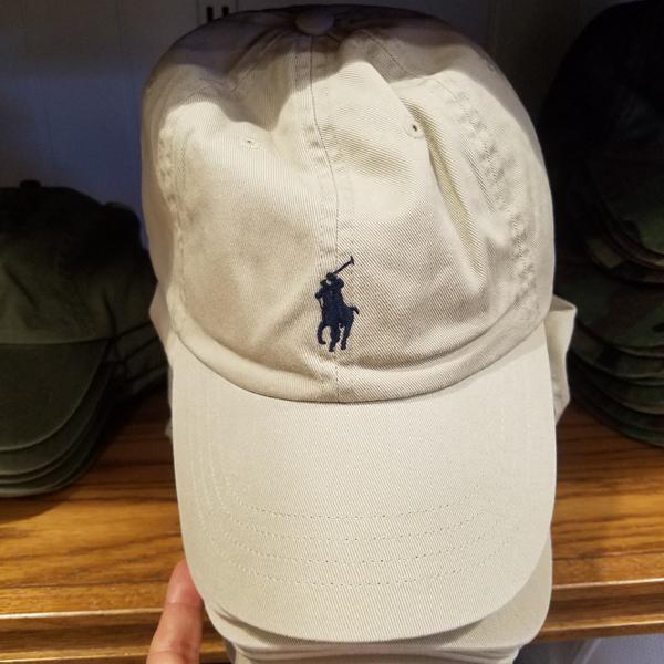 [해외]폴로 랄프로렌 남녀공용 포니자수 로고 볼캡 12컬러