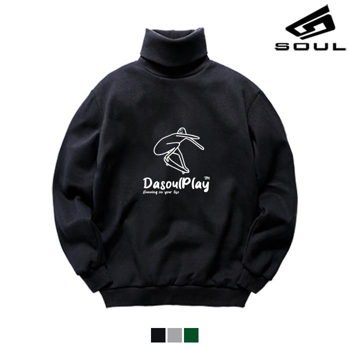 다소울 - SKATING MAN - (SBPSO-3005) - 목폴라