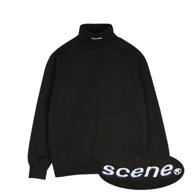디씬 - SCENE - 기모 자수 목폴라 - (CBPCDS-404)