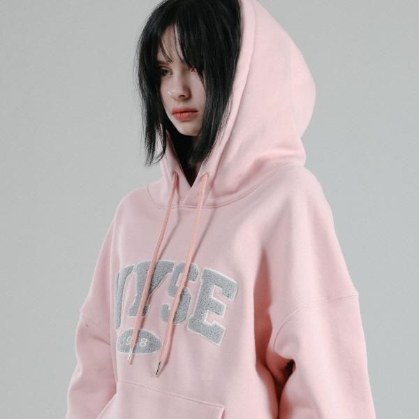 1988 컬리지 후드 (핑크)