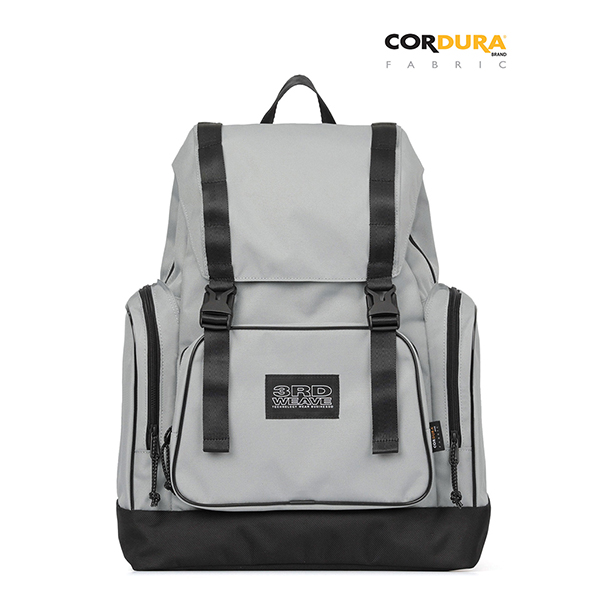 3 POCKET BACKPACK / GRAY