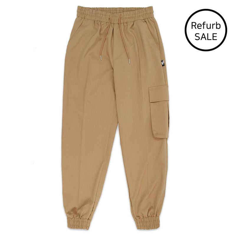 [리퍼브데이] M Royal Cargo-Jogger Pants (BEIGE)