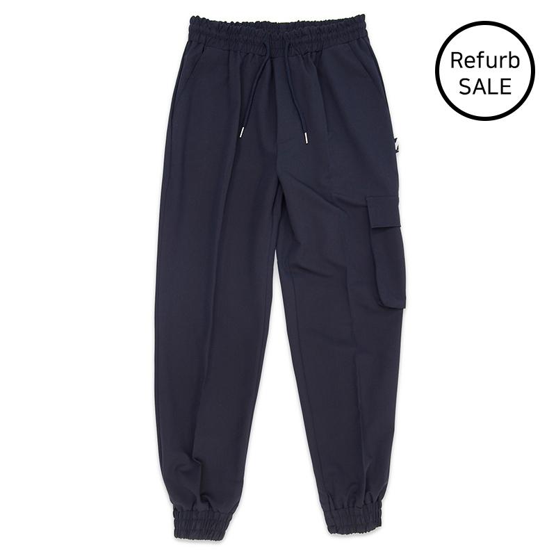 [리퍼브데이] M Royal Cargo-Jogger Pants (NAVY)