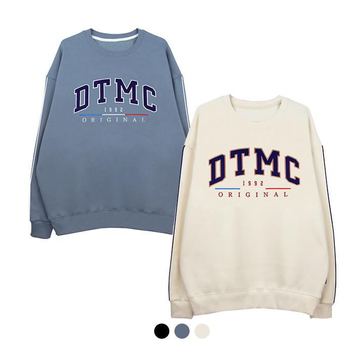 DTMC Arc Logo MTM-3color(기모)