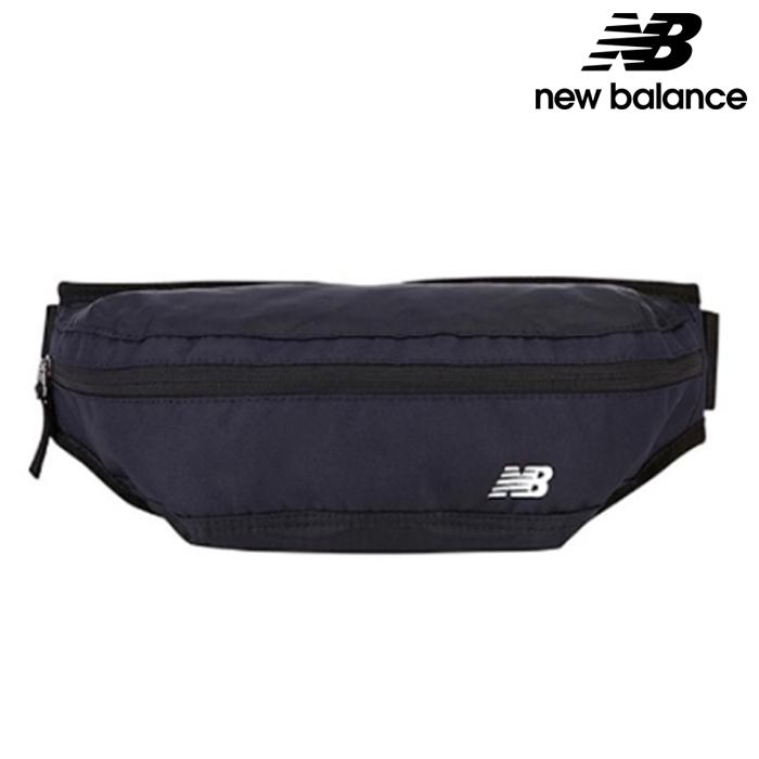 [국내]NBGC9S0204-BK 뉴발란스 베이직 웨이스트백 힙색 가방