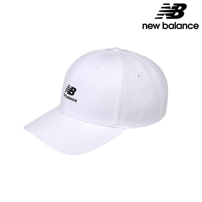[국내]뉴발란스 NBGD9S0101-WH 베이직 로고캡 야구 모자