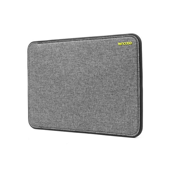 [인케이스]ICON Sleeve with TENSAERLITE for 12 MacBook CL60649 (Heather Gray / Black) 인케이스코리아 정품