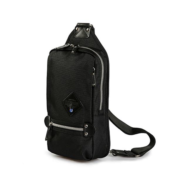 [하베스트라벨]SLING PACK HFC-9007 (Black) 슬링백