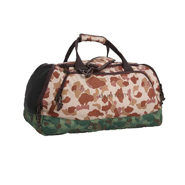 [버튼]BOOTHAUS BAG LARGE (DESERT DUCK PRINT) 버튼코리아 정품 보드 더플백 보스턴백