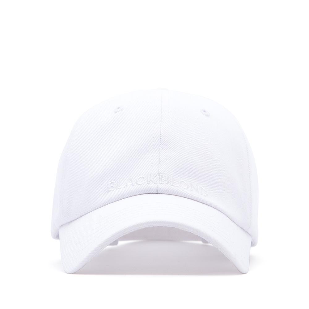 BBD Original Logo Cap (White/White)