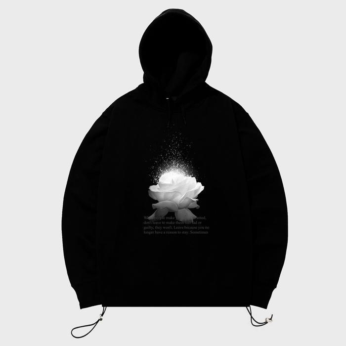 [단독특가][마스크증정]프리미엄 NAPPING WATER FLOWER 후드티