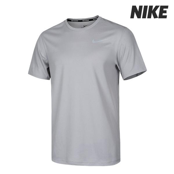 [국내]나이키 M NK 브리드 런 탑 반팔 티셔츠 (904634-061)