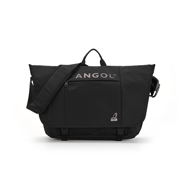 Cont Messenger Bag 2027 BLACK