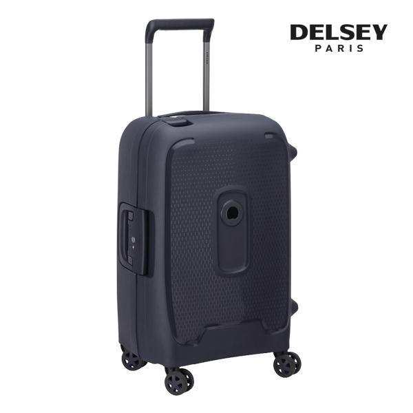 프랑스 명품 캐리어[델시]DELSEY - 몽시 20인치 (Anthracite) 기내용 경량 프레임