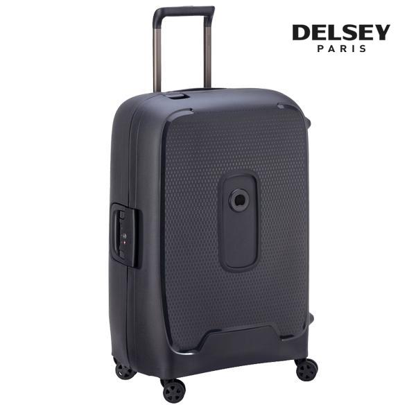 프랑스 명품 캐리어[델시]DELSEY - 몽시 26인치 (Anthracite) 수화물 경량 프레임