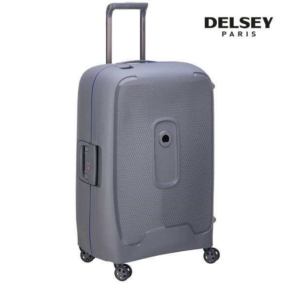 프랑스 명품 캐리어[델시]DELSEY - 몽시 26인치 (Grey) 수화물 경량 프레임