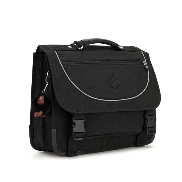 [키플링]PREPPY Medium schoolbag True Black 백팩