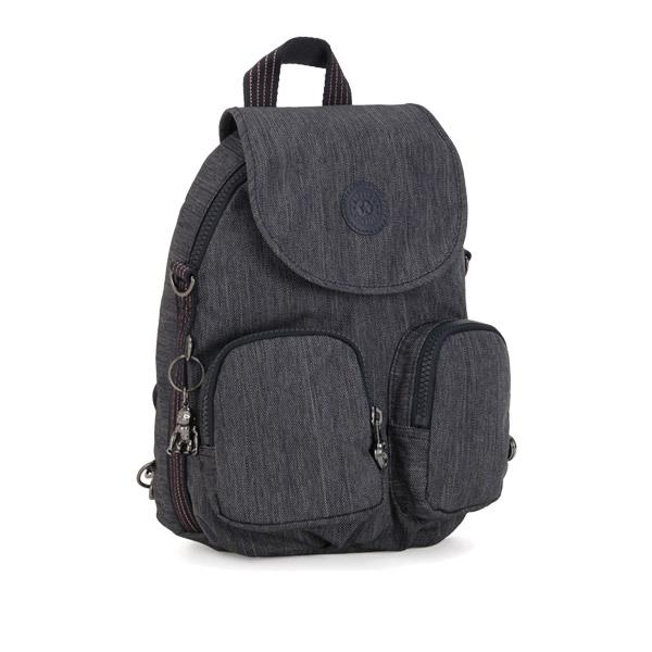 [키플링]FIREFLY UP Small backpack Active Denim 백팩