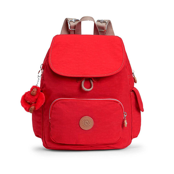 [키플링]KIPLING - CITY PACK S Small backpack True Red C 백팩