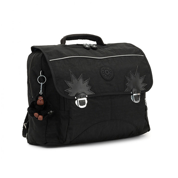 [키플링]INIKO Medium backpack True Black 백팩