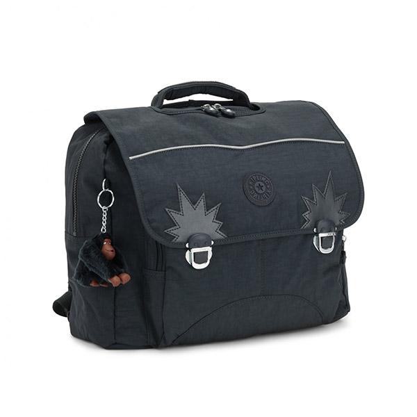 [키플링]KIPLING - INIKO Medium backpack True Navy 백팩