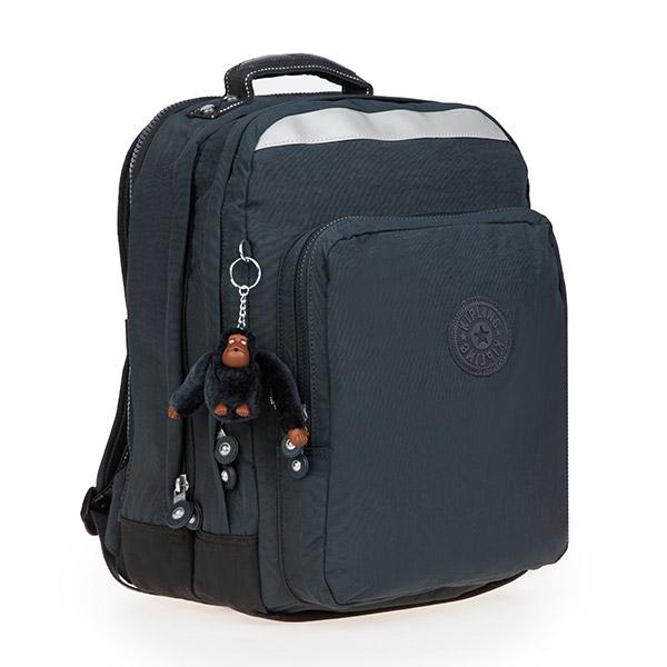 [키플링]COLLEGE UP Large backpack True Navy 백팩