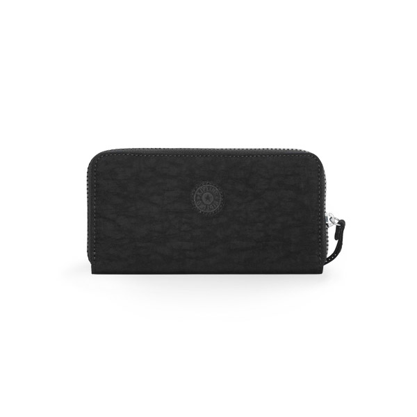 [키플링]ALIA Large wallet True Black 장지갑