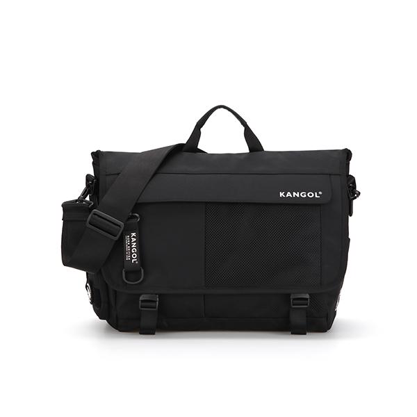 Flash display Messenger Bag 2030 BLACK