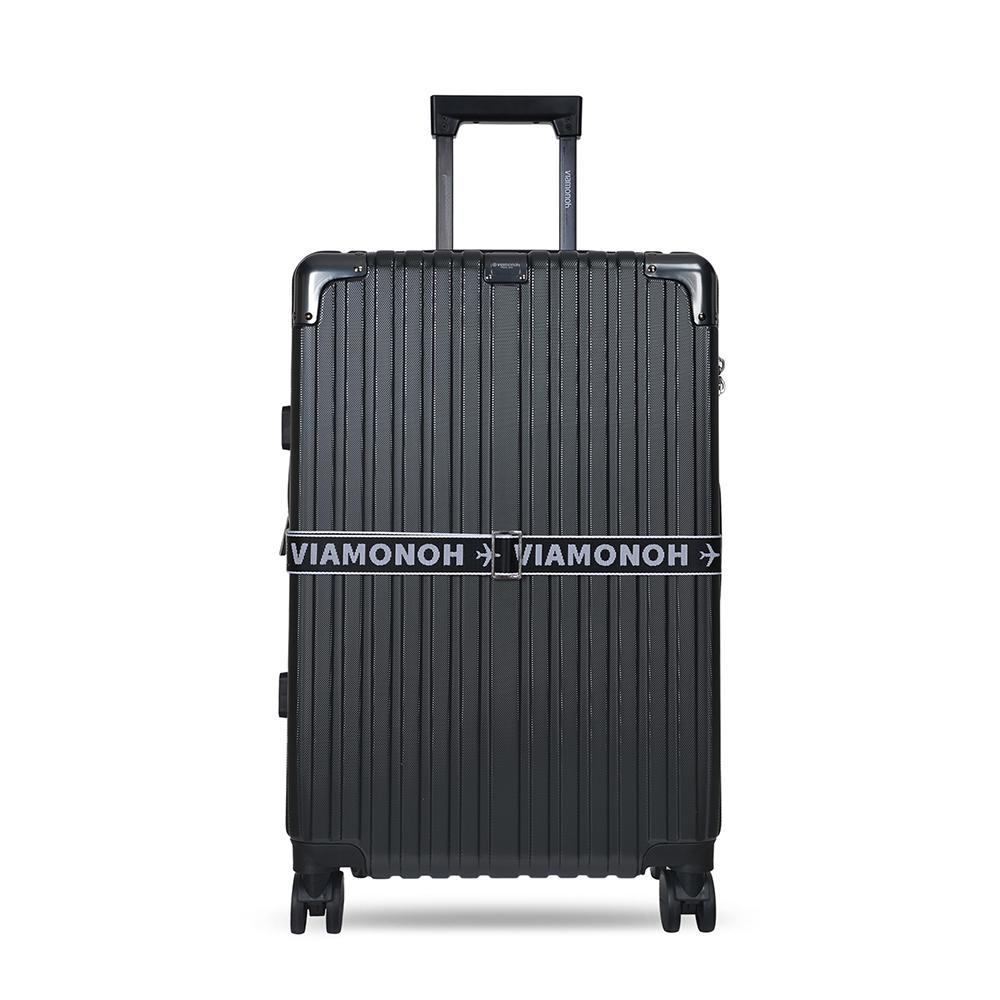 확장형 VITO 26in TRAVELBAG (D.SILVER) (캐리어벨트+커버)