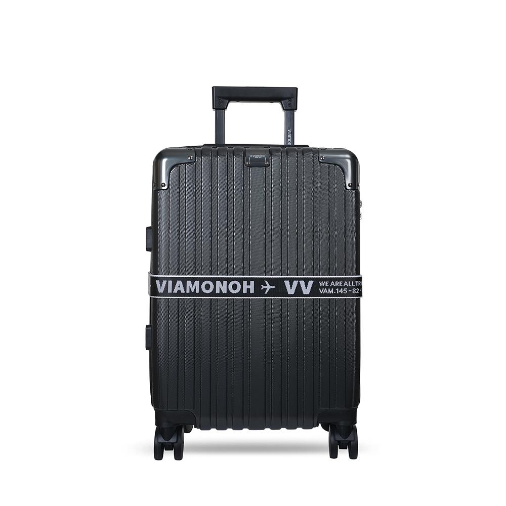 확장형 VITO 20in TRAVELBAG (D.SILVER) (캐리어벨트+커버)