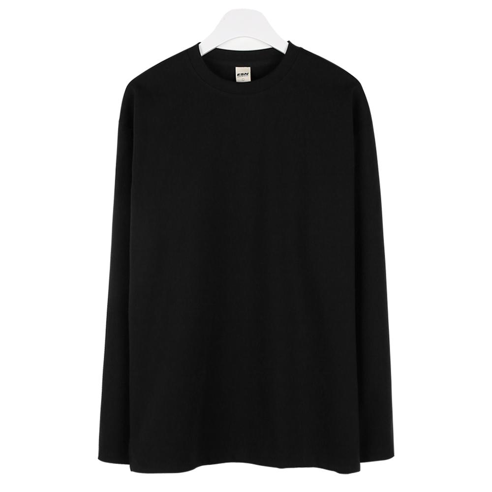[단독할인]퓨어 헤비 티셔츠 블랙