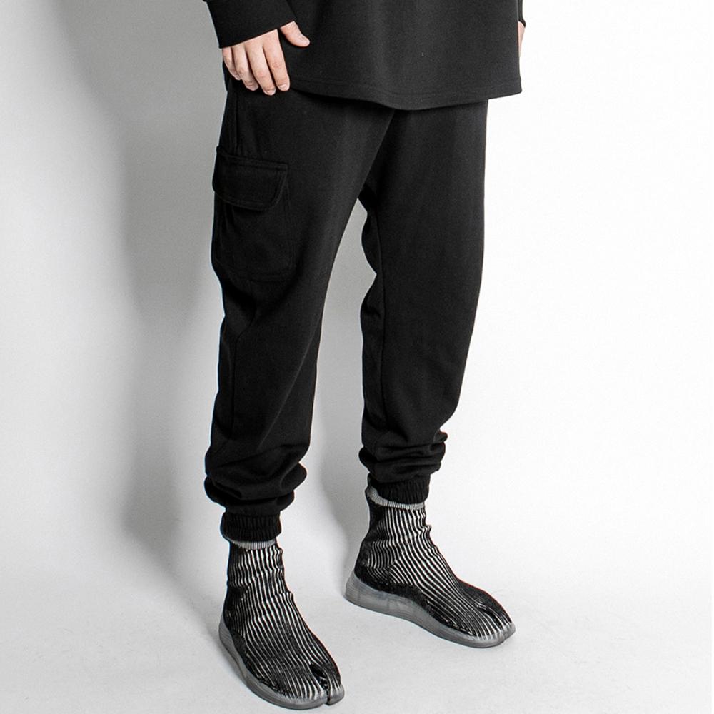 오메르타 2020SS Lounge Jogger Pants Black