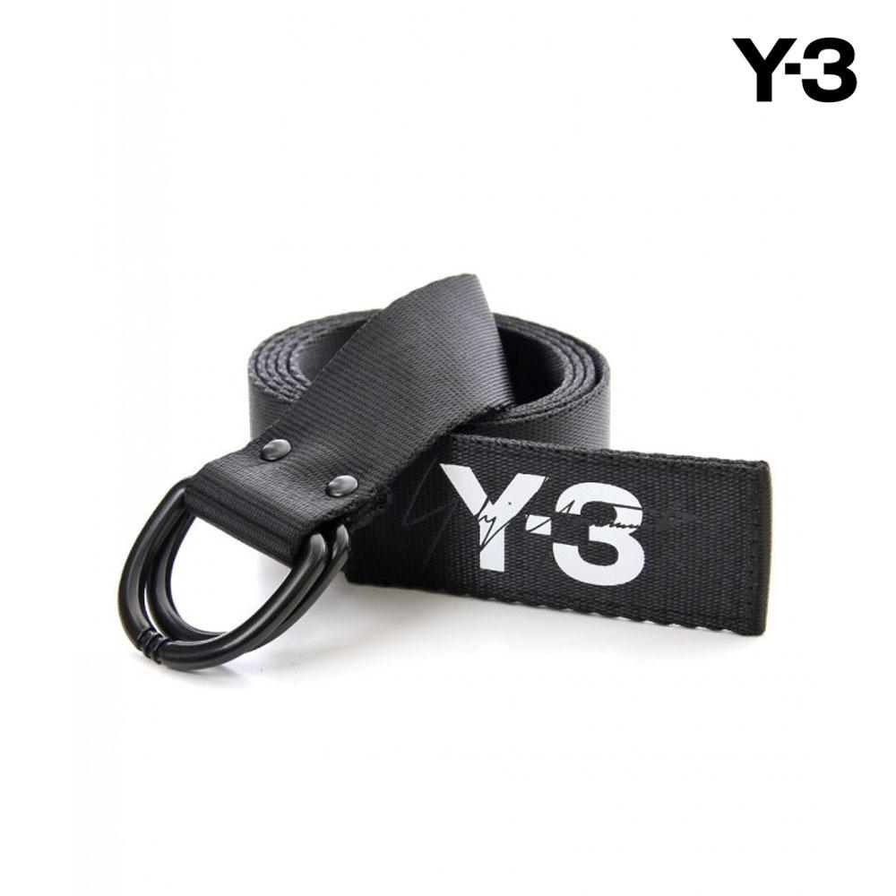 [해외][Y-3]Y-3로고 벨트(DY0523)