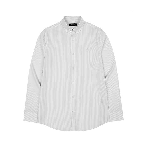 [특가]Club Stripe Shirt 7039 GREY