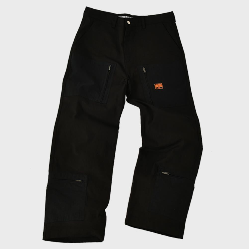 [단독할인][FHBG] PLENTY COTTON LONG PANTS (BLACK)