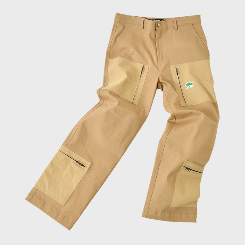 [단독할인][FHBG] PLENTY COTTON LONG PANTS (BEIGE)