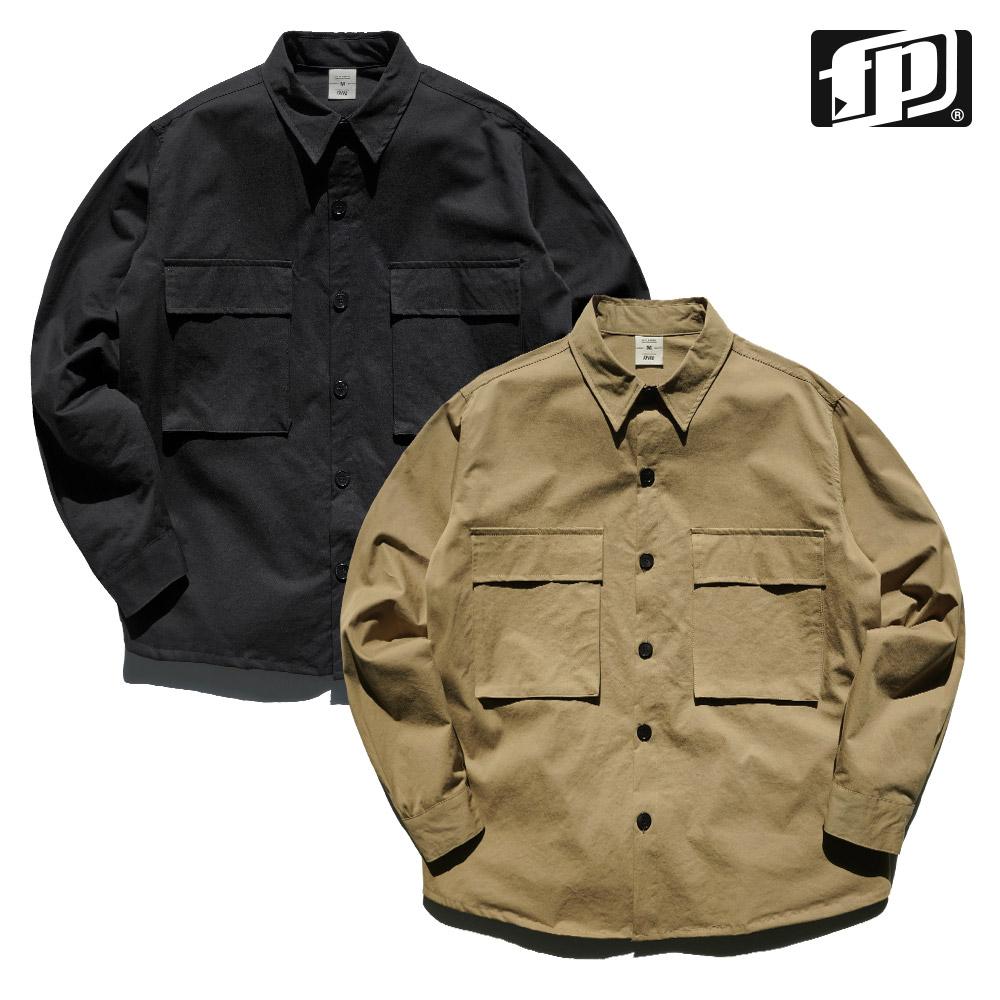 [페플] 멀티 포켓 셔츠 자켓 5종 KHLS1242