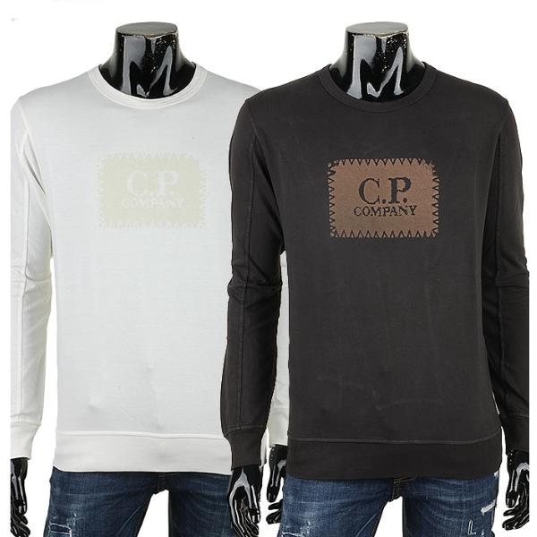 [국내배송]CP COMPANY 라이트플리스 맨투맨 06CMSS086A 002246G 999 국내배송