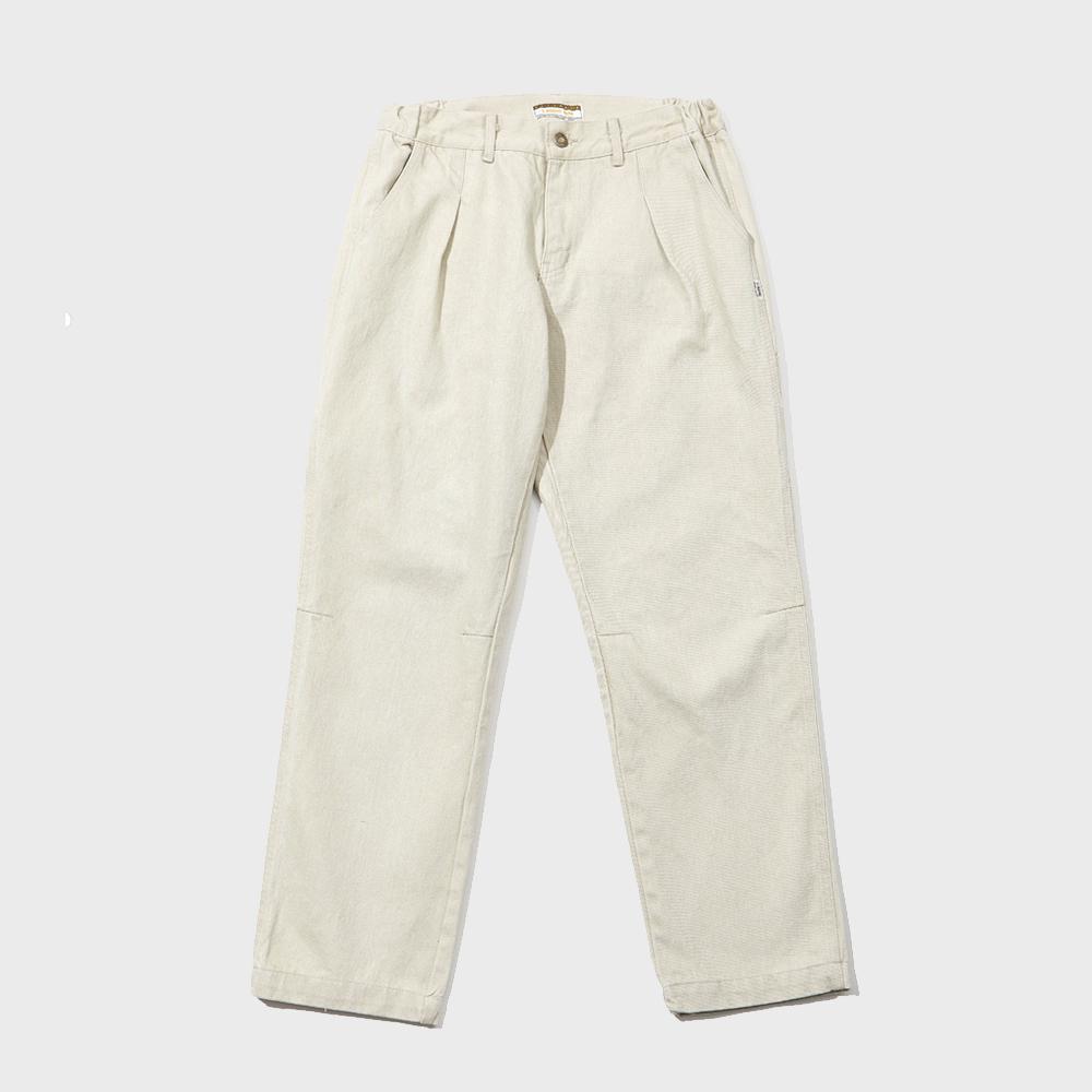 20SS WRINKLE PANTS [BEIGE]