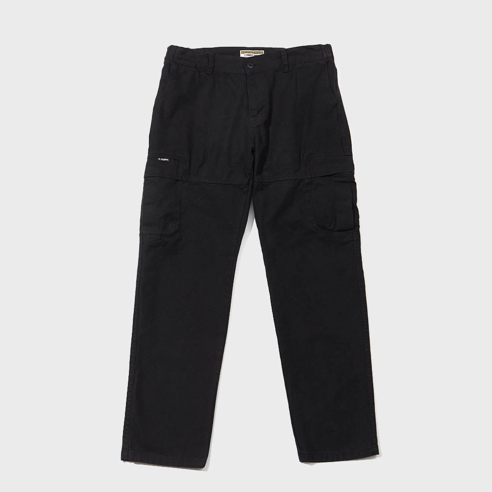 [단독할인]20SS POCKET PANTS [BLACK]
