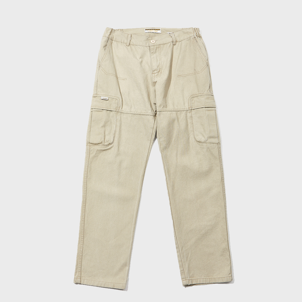 [단독할인]20SS POCKET PANTS [BEIGE]