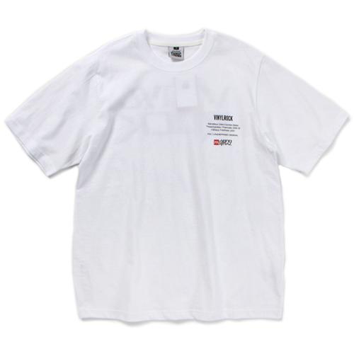 VR20 T-SHIRT (WHITE)