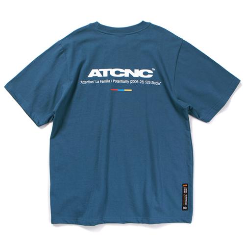 ATC 20 T-SHIRT (BLUE)
